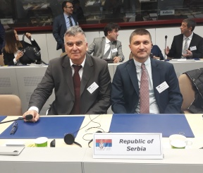 Participation of the SAI Representatives in the Subcommittee Meeting  for Economic and Financial Issues and Statistics in Brussels