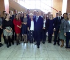 Delegation of Young Civil Servants of SAI of Netherlands, Parliament and State Council Visited SAI of Serbia
