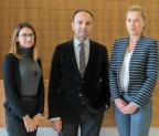 A Representative of the Institution Accepted as an Intern in the European Court of Auditors
